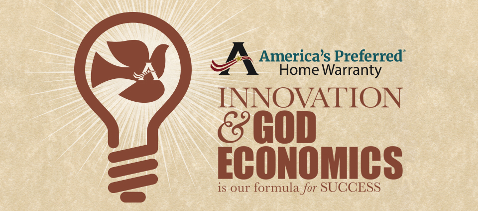 Innovation and God Economics is our formula for success